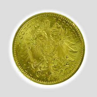 10 Kronen Österreich Nachprägung