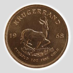 1 Unze Krugerrand Gold