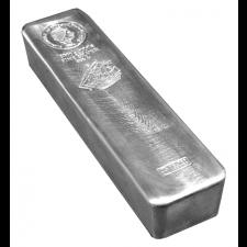 5 Kilogramm Silber Fiji oder Cook Islands-Silbermünze (Sonderprägung in Barrenform), Differenzbesteuert § 24 UStG