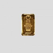 250 Gramm Goldbarren Münze Österreich