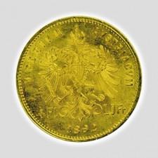 4 Gulden Österreich Nachprägung
