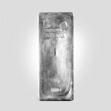 15000 Gramm Silberbarren Heraeus Hanau