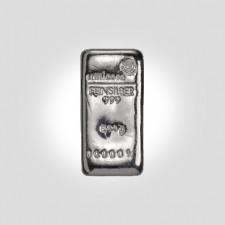 250 Gramm Silberbarren Argor Heraeus